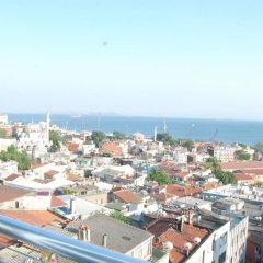 Отель My Home Sultanahmet Стамбул балкон