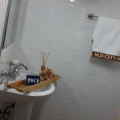 Star Hostel Myeongdong Ing Стандартный номер с различными типами кроватей фото 16
