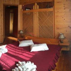 Гостиница Smerekova Khata Люкс разные типы кроватей фото 7