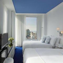 Отель NoMo SoHo 4* Номер Делюкс с различными типами кроватей