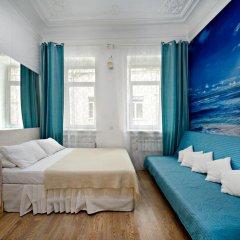 Мини-Отель Булгаков Номер Комфорт с двуспальной кроватью фото 5