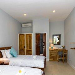 Отель Bale Sampan Bungalows 3* Стандартный номер с 2 отдельными кроватями фото 17