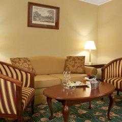 Гостиница Марриотт Москва Тверская 4* Улучшенный люкс разные типы кроватей фото 2