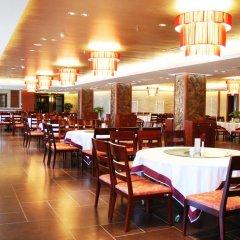 Отель Sun Town Hotspring Resort питание