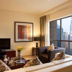Отель Delta by Marriott Jumeirah Beach 4* Улучшенный номер с различными типами кроватей фото 5