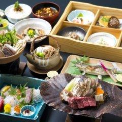 Yusennosato Hotel Nadeshiko Йоро питание фото 3