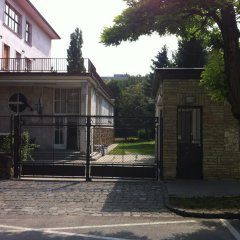 Vécsey Hostel парковка