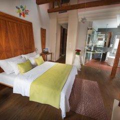 Отель Design Neruda 4* Номер Делюкс с различными типами кроватей фото 4