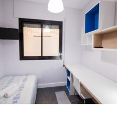 Отель Residencia Universitaria Tagaste Испания, Барселона - отзывы, цены и фото номеров - забронировать отель Residencia Universitaria Tagaste онлайн комната для гостей фото 3