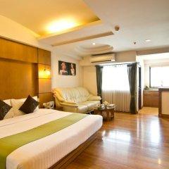 Golden Sea Pattaya Hotel 3* Улучшенный номер с двуспальной кроватью фото 2
