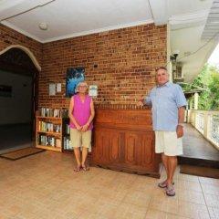 Отель Villa In Paradise 4* Стандартный номер фото 15
