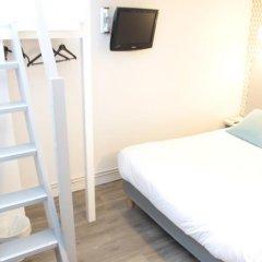 Inter-Hotel Au Patio Morand 3* Стандартный семейный номер с двуспальной кроватью фото 3