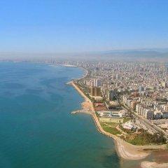 Mersin Oteli Турция, Мерсин - отзывы, цены и фото номеров - забронировать отель Mersin Oteli онлайн пляж