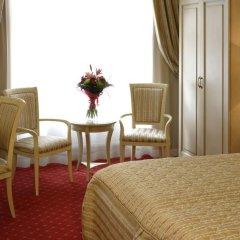 Spa Hotel Schlosspark 4* Номер Комфорт с различными типами кроватей фото 2