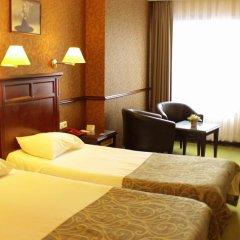 Topkapi Inter Istanbul Hotel 4* Стандартный номер с различными типами кроватей фото 47