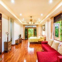 Отель Phuket Private Havana Villa комната для гостей фото 5