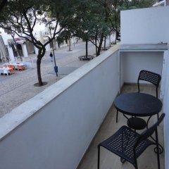 Апартаменты Original Studio Downtown балкон