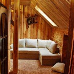 Art Hotel Vykrutasy 3* Люкс с различными типами кроватей фото 18
