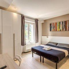 Отель The Bricks Rome Стандартный номер с различными типами кроватей