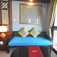 Отель Koh Tao Simple Life Resort 3* Номер Делюкс с различными типами кроватей фото 11