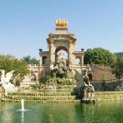 Отель Pension Francia Барселона приотельная территория фото 2
