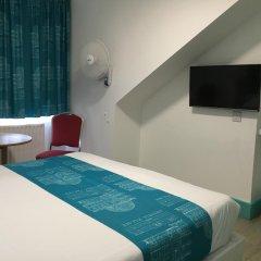 Euro Hotel Clapham 3* Стандартный номер с различными типами кроватей фото 4