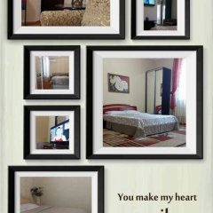 Гостевой дом Вилари 3* Стандартный номер разные типы кроватей (общая ванная комната) фото 32