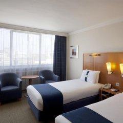 Отель Holiday Inn London-Bloomsbury 3* Стандартный номер с различными типами кроватей фото 2