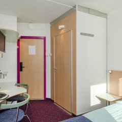 CABINN Odense Hotel 2* Стандартный номер с различными типами кроватей фото 6