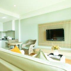 Отель Rocco Huahin Condominium Апартаменты с различными типами кроватей фото 2