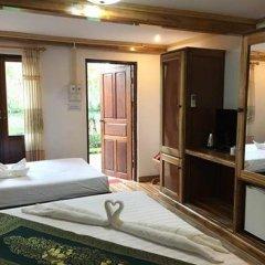 Отель Villa Oasis Luang Prabang 3* Стандартный номер с различными типами кроватей фото 3