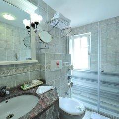 Отель Yasmak Sultan 4* Номер Делюкс с различными типами кроватей фото 12