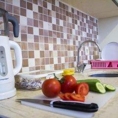 Апартаменты Feyza Apartments Студия Делюкс с различными типами кроватей фото 7
