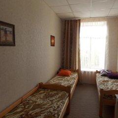 Гостиница Terem'OK na Obvodnom Стандартный номер с различными типами кроватей (общая ванная комната) фото 7