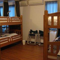 Mori no Kirameki Hostel Кровать в мужском общем номере фото 3