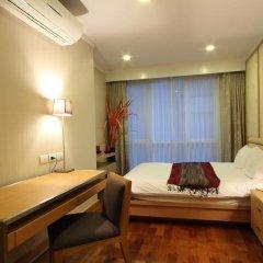 Апартаменты Montara Executive Serviced Apartment комната для гостей