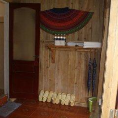 Отель Tavan Ecologic Homestay Бунгало с различными типами кроватей фото 11