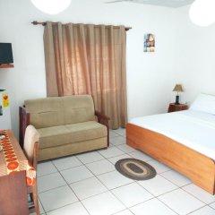 Отель Brenu Beach Lodge комната для гостей фото 4