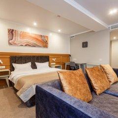 Бутик-отель Хабаровск Сити Люкс с двуспальной кроватью фото 10