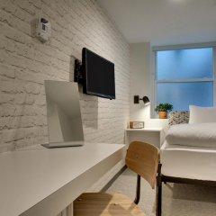 Hotel Hive Стандартный номер с 2 отдельными кроватями фото 4