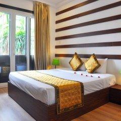 Vinh Hung 2 City Hotel 2* Улучшенный номер с двуспальной кроватью фото 6