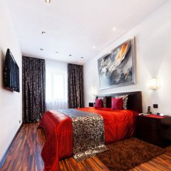 Гостиница Alex Аpartments Апартаменты разные типы кроватей фото 9