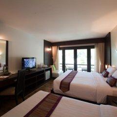 Отель Tup Kaek Sunset Beach Resort 3* Номер Делюкс с различными типами кроватей фото 10