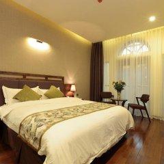 Sapa Legend Hotel & Spa 3* Номер Делюкс с различными типами кроватей фото 3
