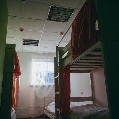 Hostel For You Кровать в общем номере с двухъярусной кроватью фото 15