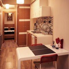 T-Loft Residence Улучшенные апартаменты с двуспальной кроватью фото 9