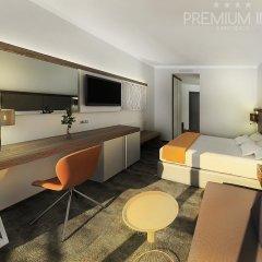 Отель Best Western Plus Premium Inn 4* Номер Делюкс