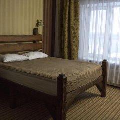 Гостиница Кодацкий Кош комната для гостей фото 5