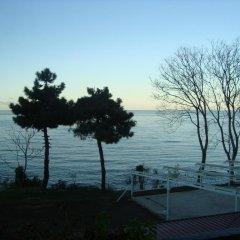 Huseyin Hotel пляж