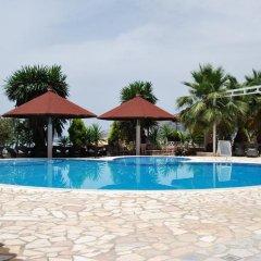 Отель Panorama Sarande Албания, Саранда - отзывы, цены и фото номеров - забронировать отель Panorama Sarande онлайн бассейн